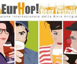 Locandina: EurHop Beer Festival