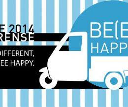 Locandina: BE(E)HAPPY FEST IL FESTIVAL