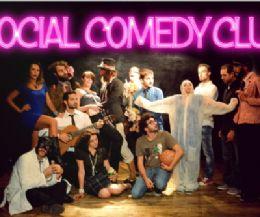 Locandina: Social Comedy Club - Season4