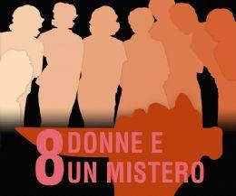 Locandina: 8 donne e un mistero