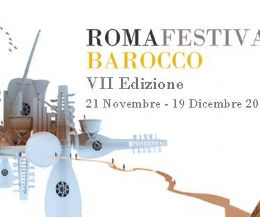Locandina: Roma Festival Barocco