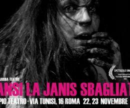Locandina: Jansi la Janis sbagliata