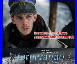 Locandina: Proiezione del film TORNERANNO I PRATI di Ermanno Olmi