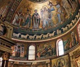 Locandina: Itinerari Bizantini