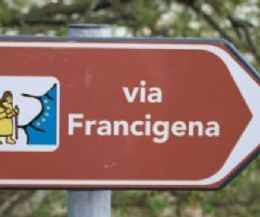 Locandina: Via Francigena Collective Project 2016