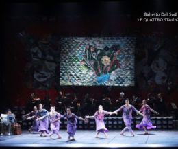 Locandina: Balletto del Sud: Le quattro stagioni