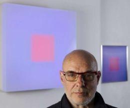 Locandina: Brian Eno, Light Music