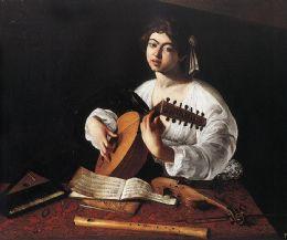 Locandina: Le musiche di Caravaggio