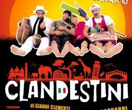 Locandina: Clandestini