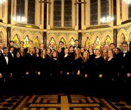 Locandina: Coro da camera dell'Università di Osnabrück