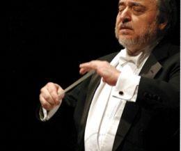 """Locandina: Debutto dell'Orchestra """"Franco Ferrara"""" del Conservatorio di Musica Santa Cecilia"""