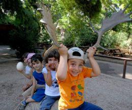 Locandina: Pasqua con gli animali al Bioparco