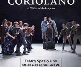Locandina: Coriolano