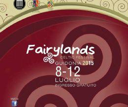 Locandina: Fairylands Celtic Festival 2015