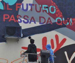 Locandina: Il Futuro passa da qui