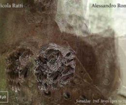 Event poster: Alessandro Roma & Nicola Ratti