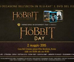 Locandina: Lo Hobbit Day