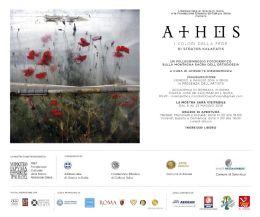 Locandina: Athos, i colori della fede