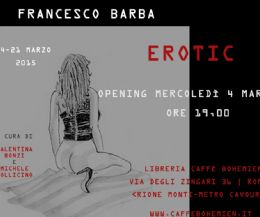 Locandina: Francesco Barba  Erotic
