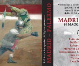 Locandina: Madrid - Palermo