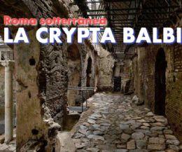 Locandina: Il complesso museale e i sotterranei della Crypta Balbi