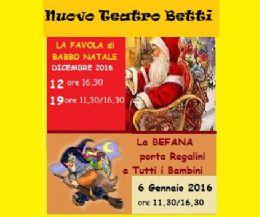 Locandina: La favola di Babbo Natale