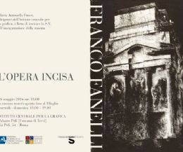 Locandina: Franco Fanelli - L'Opera Incisa