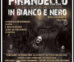 Locandina: Pirandello in Bianco e Nero