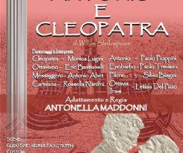 Locandina: Antonio e Cleopatra