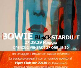 Locandina: Bowie BlackStardust
