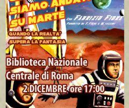Locandina: Quella volta che NON siamo andati su Marte