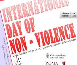 Locandina: International Day of Non - Violence