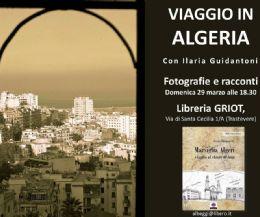 Locandina: Viaggio in Algeria