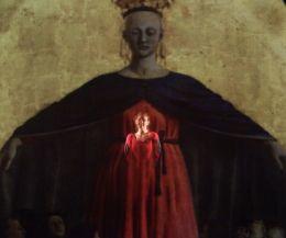 Locandina: Piero della Francesca. Il punto e la luce