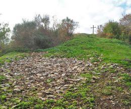 Locandina: Il Monte de' Cocci. Apertura Straordinaria