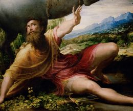 Event poster: Correggio e Parmigianino. Arte a Parma nel Cinquecento