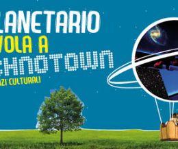 Locandina: Programma del Planetario del mese di Novembre 2015