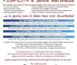 Locandina: Fishfesta 2015 a Santa Marinella
