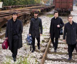 Locandina: Il Quartetto Prometeo