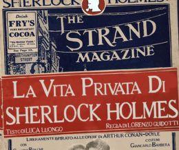 Locandina: La vita privata di Sherlock Holmes