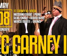 Locandina: 08 05 2016 TC CARNEY III