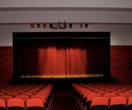 Locandina: Apre il teatro Marconi