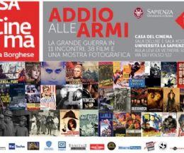 Locandina: Addio alle armi