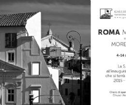 Locandina: Roma mon amour