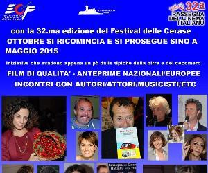 Locandina: XXXII Festival delle Cerase