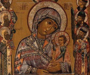 Mostre - L'icona russa: Preghiera e Misericordia