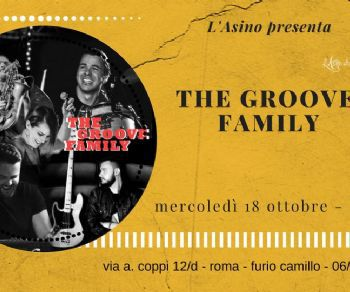 Concerti - The Groove Family feat Valentina Ducros
