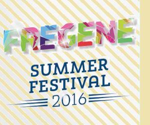 Locandina evento: Fregene Summer Festival 2016