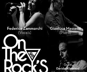 "Locandina: ""On The Rock's"" al Charity Cafè"