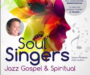 Locandina: Soul Singers dal Vivo
